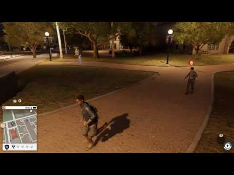 WATCH DOGS 2 CALLING A GANG ATTACK ON RANDOM PEOPLE!!