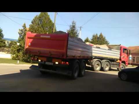 Kako se vozi kamion u rikverc