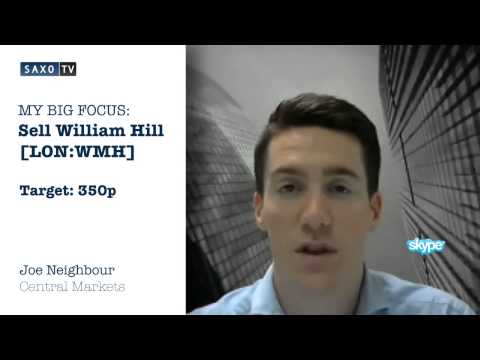Trade idea: Sell William Hill on Ladbrokes profit warning