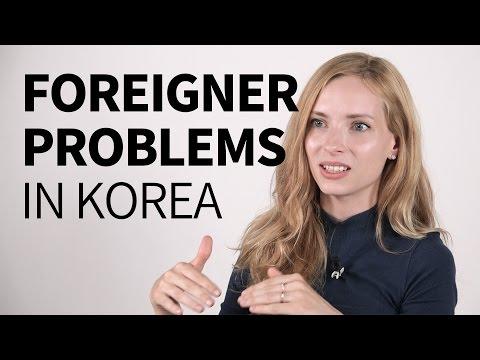 외국인들이 한국에서 겪는 불편한 점 / Foreigner Problems in Korea