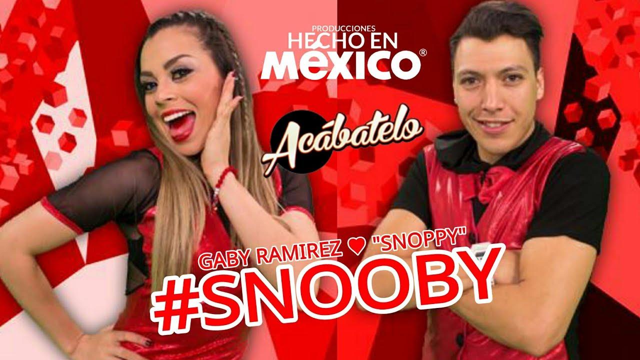 "#Snooby: Gaby Ramirez 💓 ""Snoopy"""