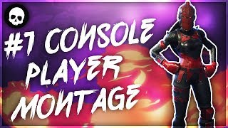 GronKy   Top Console Fortnite Player Montage/Highlights Video! (Crazy Gameplay Clips)