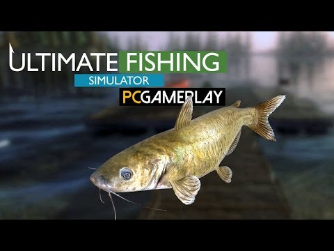 Ultimate Fishing Simulator Gameplay (PC HD)