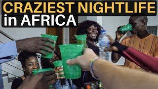 CRAZIEST NIGHTLIFE in AFRICA Lagos Nigeria