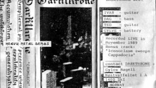 DarkThrone - Accumulation Of Generalization (Cromlech - Demo)