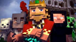 Fallen Kingdom A Minecraft Parody of Coldplay