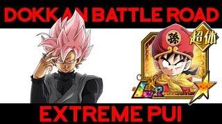 Black Goku Rose vs Super Battle Road - DOKKAN BATTLE thumbnail