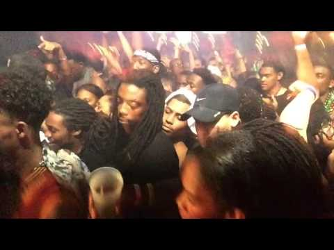 SPRING BREAK (2016) PANAMA CITY BEACH FOAM PARTY