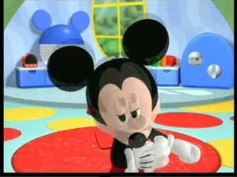 Mickey Egér Játszótere promo [Disney Channel Hungary]