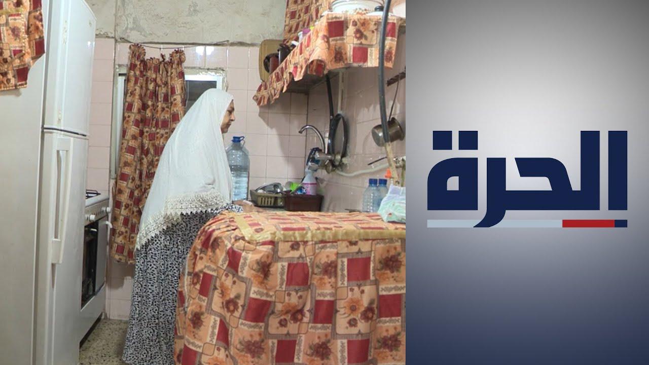 الأزمة المالية في لبنان فاقمت من تردي أوضاع مخيمات اللجوء  - 16:55-2021 / 6 / 20