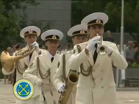 Государственный морской университет имени адмирала Ф Ф  Ушакова видеоклип
