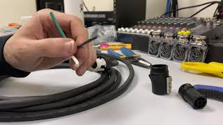 How To Wire & Install A Neutrik powerCON True 1 NAC3FXW-TOP Connector: Today I Learned With Billy #5