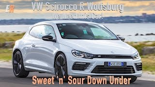 2017 VW Scirocco R Wolfsburg - Why can