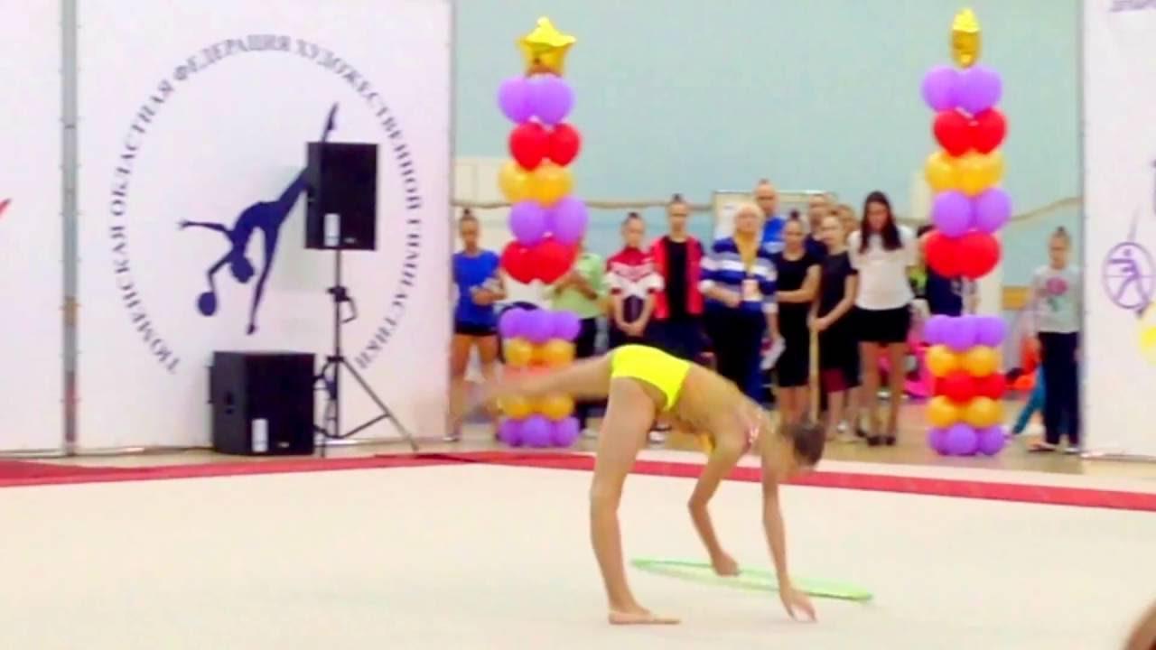 Пикантные моменты в художественной гимнастике #13