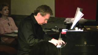 """The Bob Rodriguez performing """"Prelude in E Minor Op.28 No.4"""" at the Kitano Hotel NYC 5-2-2012"""