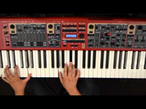 """COS Keys Tutorial for """"Good Good Father"""" by Housefires II"""