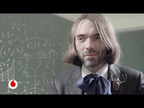 El tipo que te convencerá de que las matemáticas son la profesión del futuro #ElFuturoEsApasionante