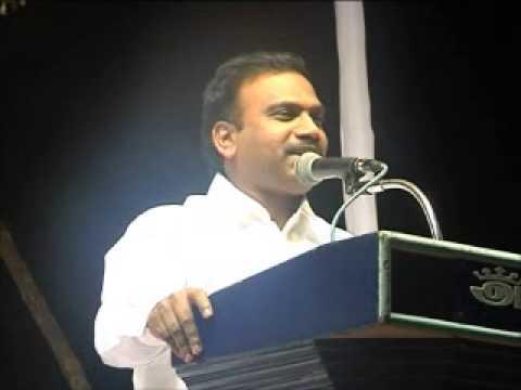 நெல்லையில் பொதுமக்களிடையே நிகழ்த்திய உரை - A Raja MP