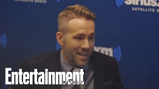 Ryan Reynolds Talks 'The Green Lantern' & Meeting Blake Lively | Entertainment Weekly