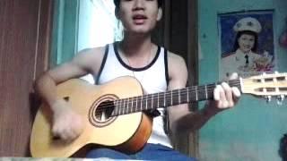 [NhạcThái] Anh cũng sống biết nghĩ biết đau - Guitar Cover