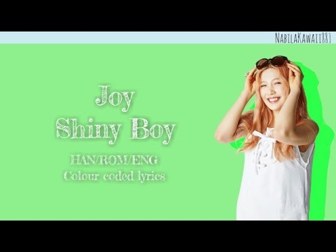 조이 (Joy) – Shiny Boy The Liar and His Lover OST Part 5   Han/Rom/Eng Lyrics