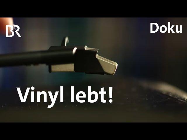 Vinyl ist zurück! Die Magie der Schallplatte | Schmidt Max | Doku