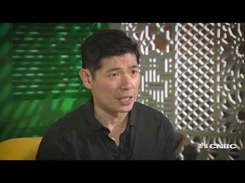 Grab CEO Anthony Tan on pitching to Softbank and a potential IPO ...