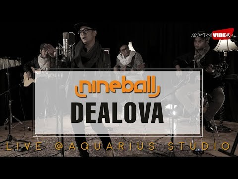 Nineball - Dealova (Acoustic Cover) | Live @Aquarius Studio