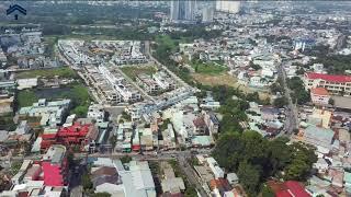 Dragon Sky View và Khu Dân Cư Thăng Long Home Hưng Phú Tháng 10/2020