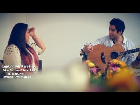 Looking for Paradise - Alejandro Sanz & Alicia Keys (Cover By Susan Prieto & Arturo Gonzales)