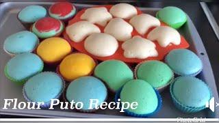 PUTO RECIPE|PAANO MAGLUTO NG PUTO NA MALAMBOT|how to make puto|Filipino dessert|Putoallpurpose flour