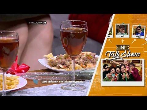Makanan Kesukaan Titi Kamal, Ariel Tatum & Michella Adlen - 18 Maret 2016 (Part 4/5)