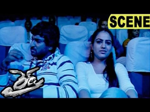 Aksha And Nani Lip-Lock Scene - Romantic Love Scene - Ride Movie Scenes. thumbnail