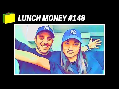 Lunch Money #148: Stocks, Contactless, Goldman Sachs, Big Tech, Whoop, & Holidays