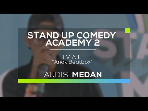 Anak Beatbox - Ival (SUCA 2 - Audisi Medan)