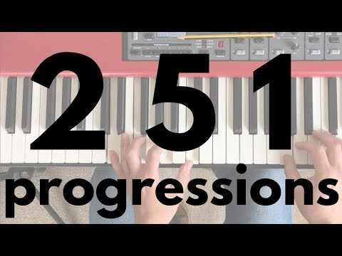 Supercharge Your 2 5 1 Chord Progressions on Piano || Great For Songwriting and Improvisation