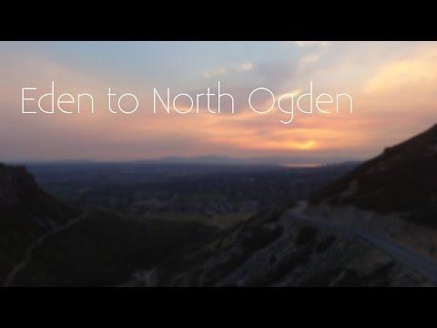 Eden to North Ogden - North Ogden Divide