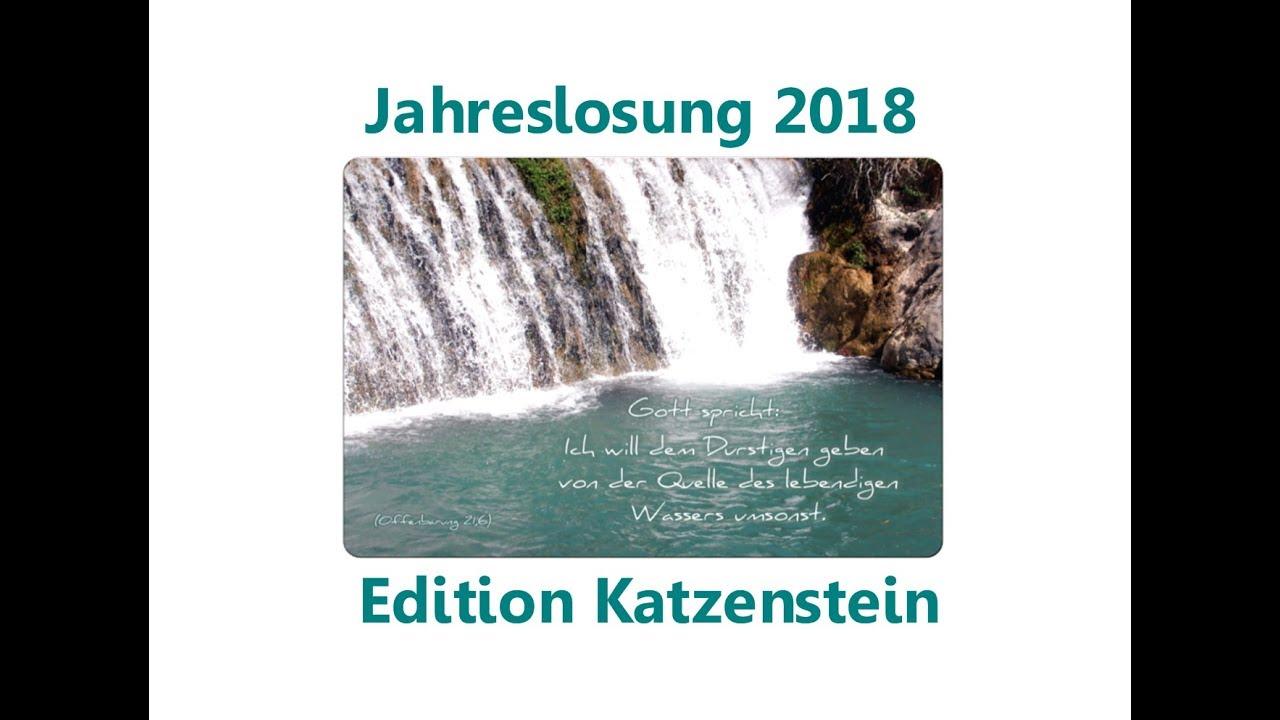 Briefe Und Postkarten 2018 : Jahreslosung postkarten und poster youtube