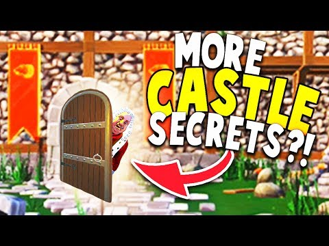 WHAT SECRET IS HELLO NEIGHBOR'S GREAT GRANDPA HIDING IN THE CASTLE?!   Goodbye My King Gameplay Ep 4