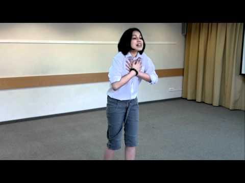 Гурьева Юлия. Кастинг Nuclear Kids-2012