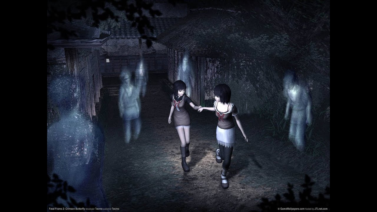 Fatal Frame: Based on a True Story - PS2 - Walkthrough - YouTube