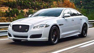Jaguar XJ 2016 INTERIOR First TV Commercial All New Jaguar XJ Review CARJAM TV HD 2015