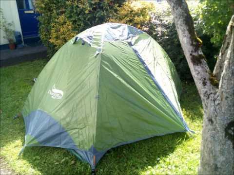 Desert Fox 2 Man Tent