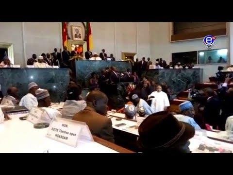 Les députés du SDF bloquent à nouveau la session parlementaire - JT du 12H00