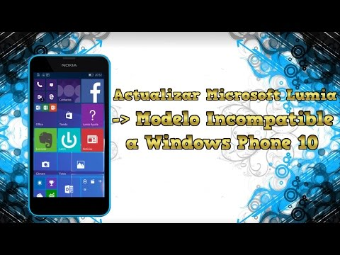 Instalar Windows 10 en un Lumia 635 (512mb RAM)