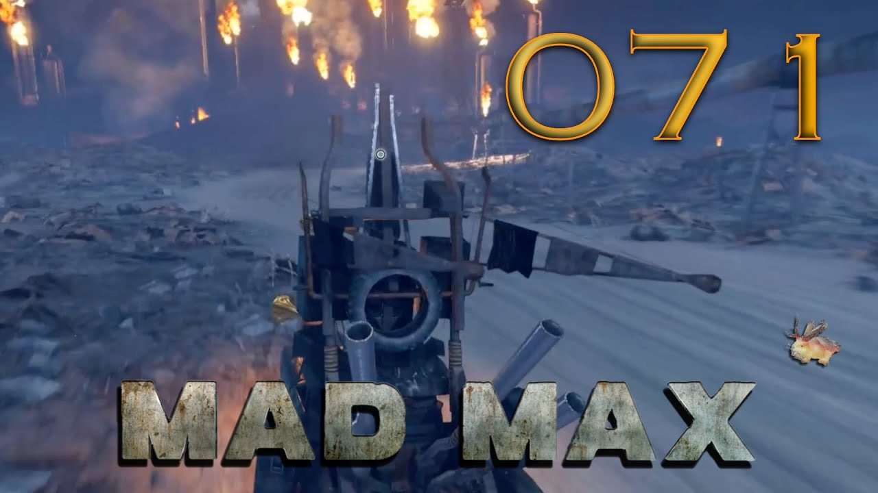 Mad Max 071 Crow Ohne Dazzle Lets Play 1080p60fps Youtube