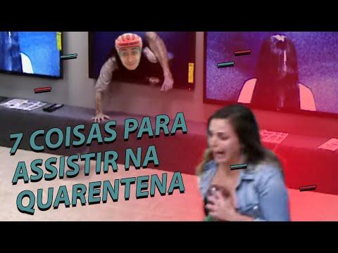 7 COISAS PARA ASSISTIR NA QUARENTENA from YouTube · Duration:  15 minutes 2 seconds