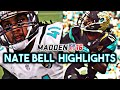 Madden 16 Jaguars Connected Franchise - Nate Bell Series Highlights & All 21 Interceptions!   Ep.88