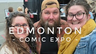 Edmonton Comic Expo 2018