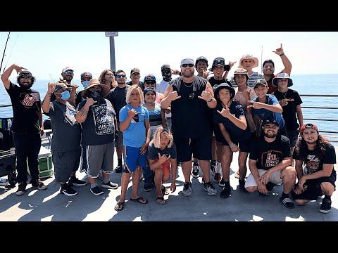 Jerk Squad Meet Up (EPIC FISH!!) Huntington Beach Pier